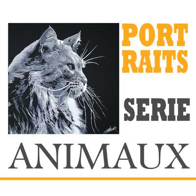 Portraits animaux