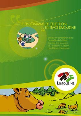 plaquette pour le Pôle de Lanaud [réalisée à l'agence Point Carré]