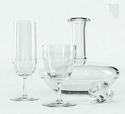 collection Gigogne Duralex Série Vin [collector !]