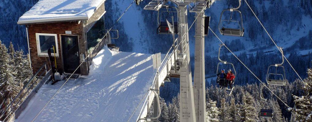 Skigebiet Kleinwalsertal – Walmendingerhorn