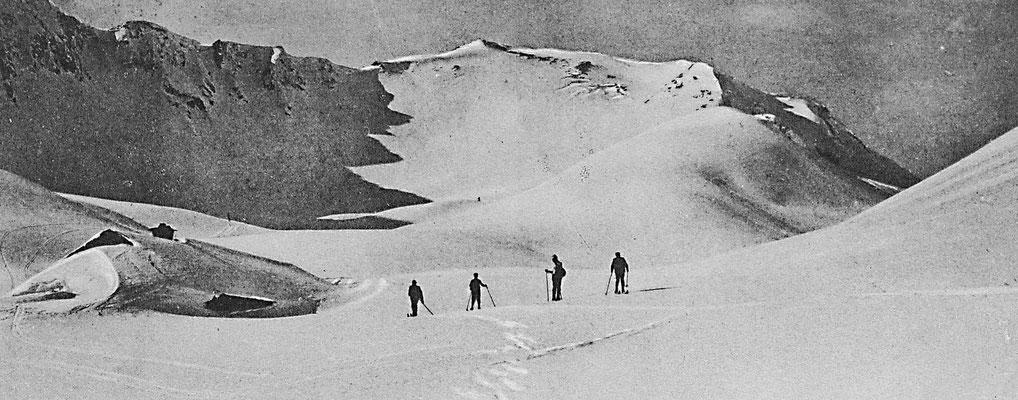 Skigebiet Kleinwalsertal – Skitouren