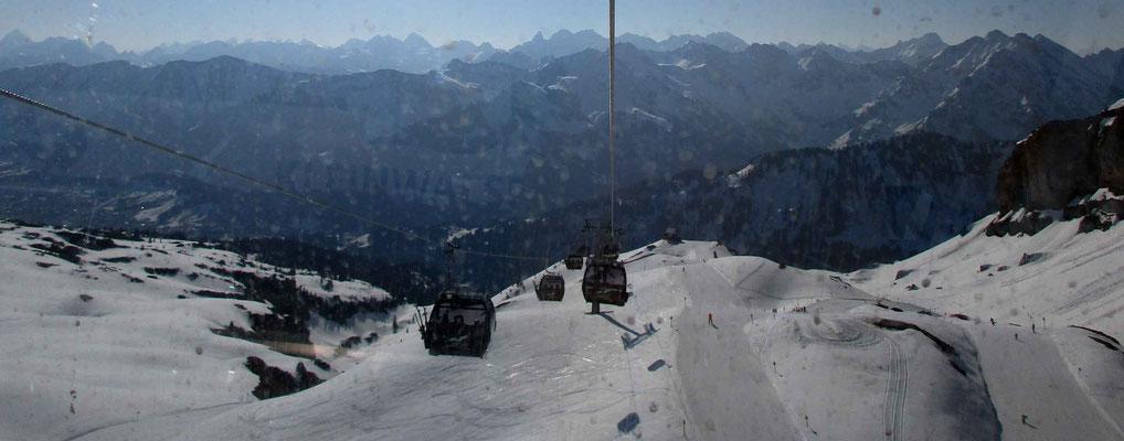 Skigebiet Kleinwalsertal – Ifen Bergbahnen
