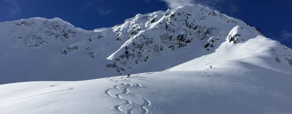 Skigebiet Kleinwalsertal – Abseits der normalen Pisten