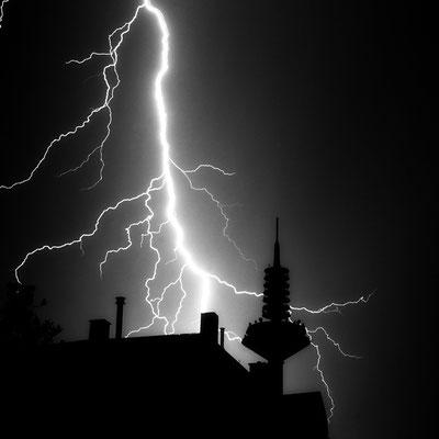 Aufnahme mit Blitz!