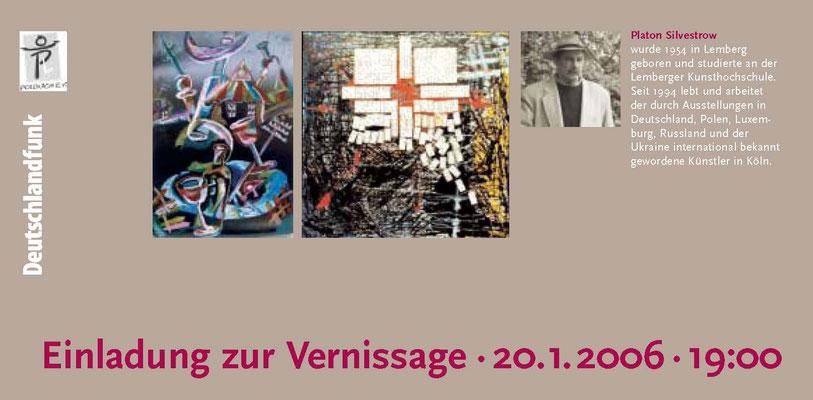 Polonica e.V. -Künstler der Kunstaustellung im DLF 2006