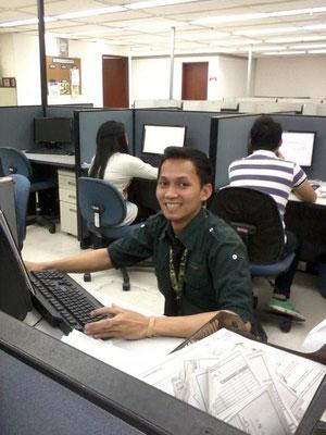 Viele Stipendiaten bekommen nach ihrem Studium schnell eine feste Anstellung...  ob als Informatiker...