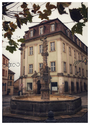 barocke Pracht am Markt