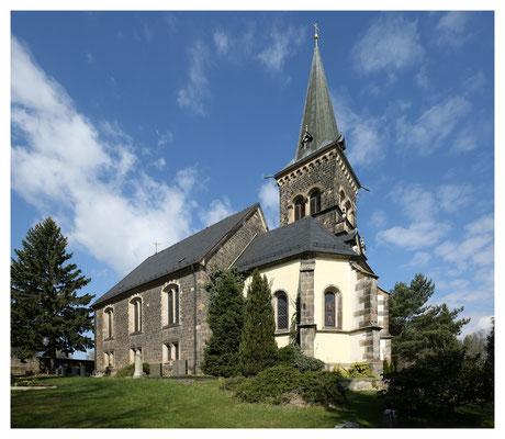 St.-Barbara-Kirche Eschdorf