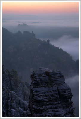 Morgenrot im Osten