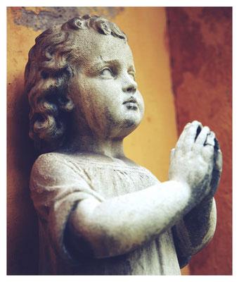 betende Hände (Liebstadt)
