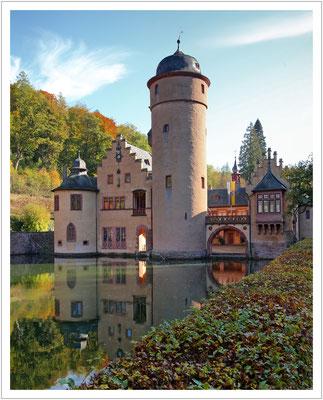 Schloss Mespelbrunn...