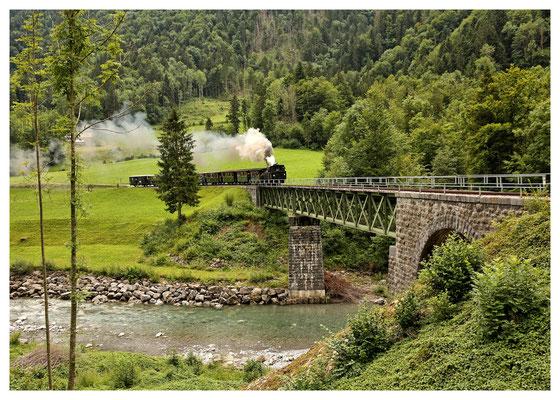 auf kleiner Spur durch den Bregenzer Wald...