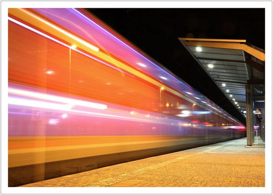 S-Bahn in Pirna