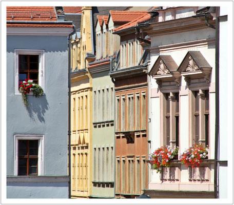 Altstadtfassaden