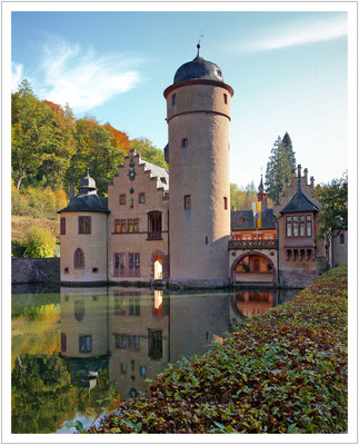 Schloss Mespelbrunn im Spessart (2018)