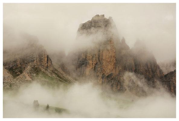 Blick zur Großen Cirspitze