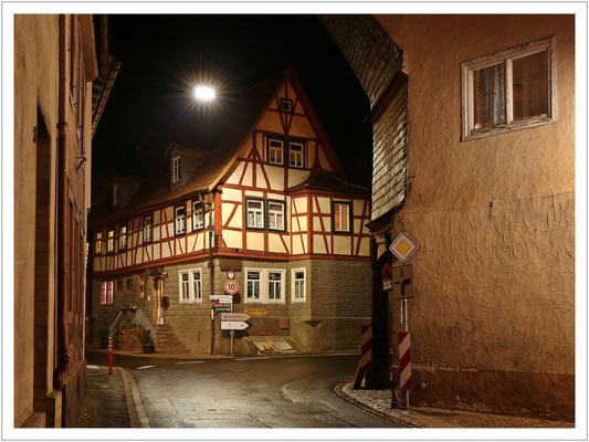 nachts in Rieneck
