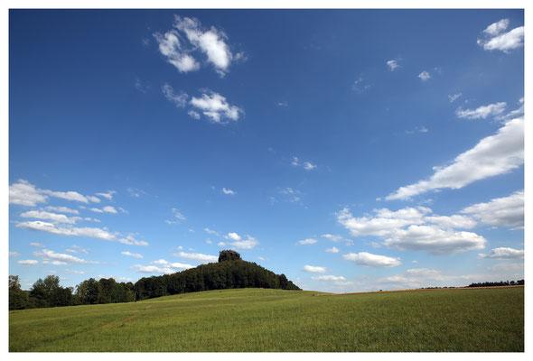 Ein kleiner Tafelberg...