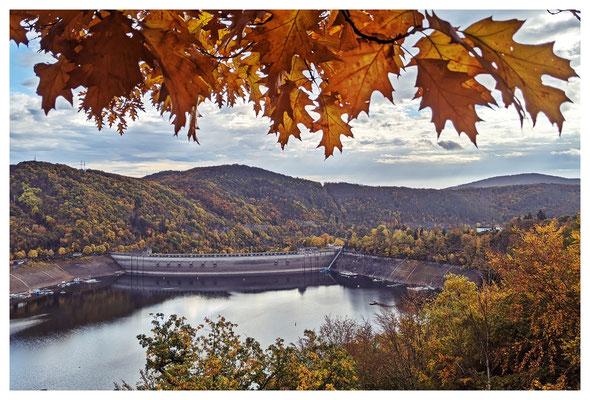 Herbst am Edersee (III)