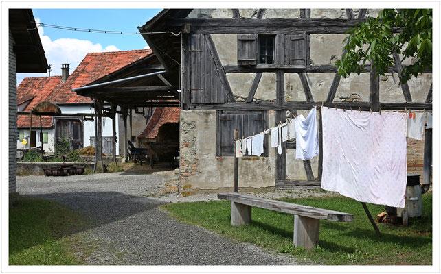 Waschtag - Oberschwäbisches Museumsdorf Kürnbach