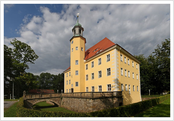 Schloss Langburkersdorf