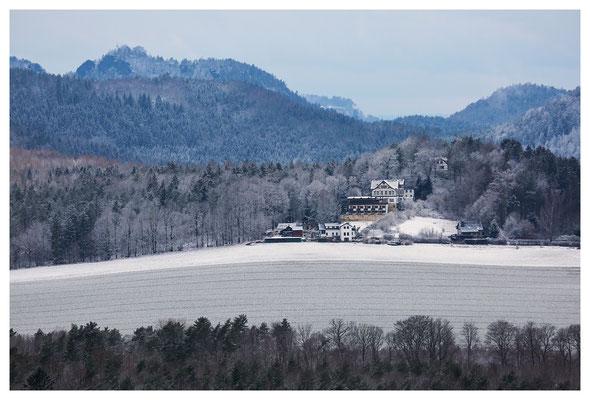 Zirkelsteinblick zum Wolfsberg