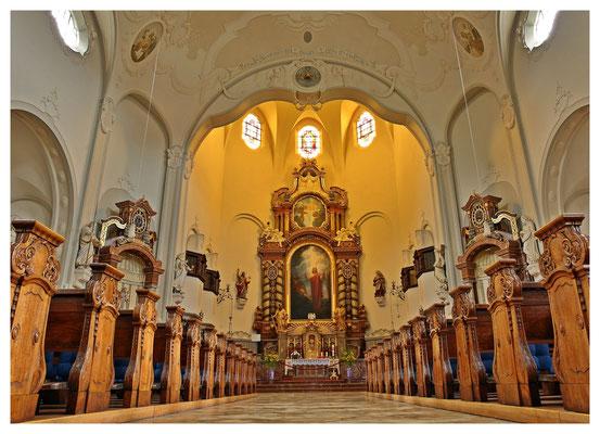 der Dom des Westallgäus in Lindenberg