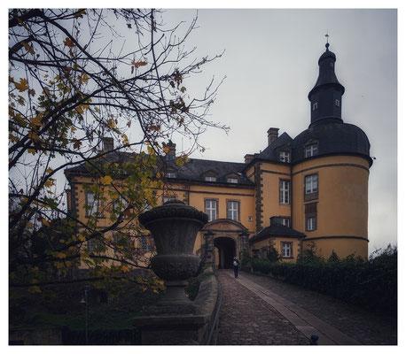 Schloss Friedrichstein in Bad Wildungen...