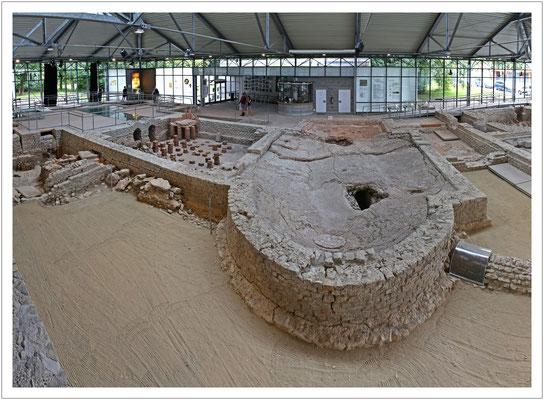 römische Therme in Kempten
