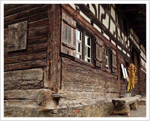 so lebten die Altvorderen - Oberschwäbisches Museumsdorf Kürnbach