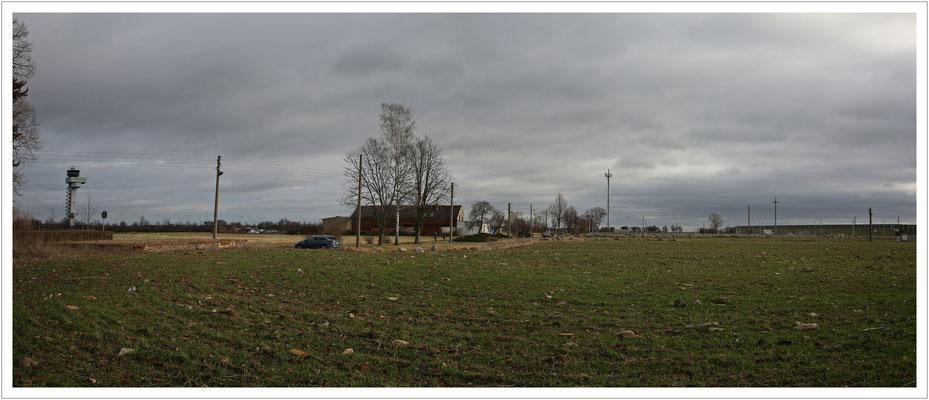 Kursdorf - ein fast verschwundenes Dorf