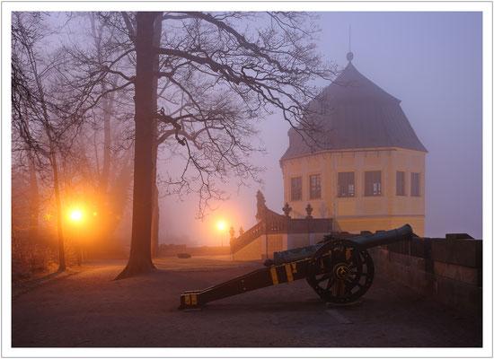 Friedrichsburg auf der Festung Königstein