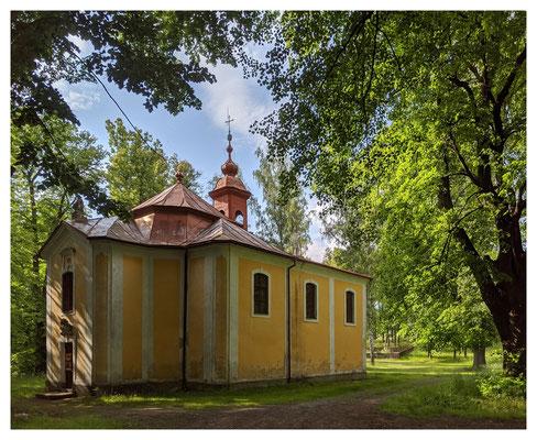 ...führt zur Kapelle auf dem Annaberg