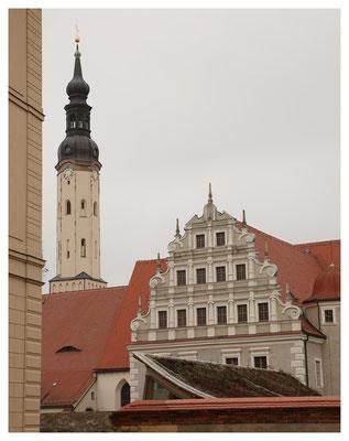 Ziergiebel am Kloster