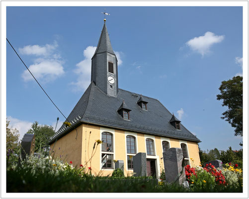 Dorfkirchlein Rathewalde