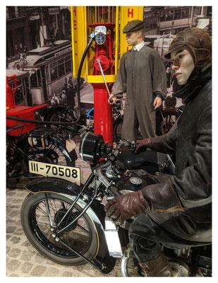 Motorradmuseum Augustusburg