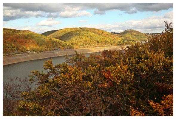 Herbst am Edersee (IV)