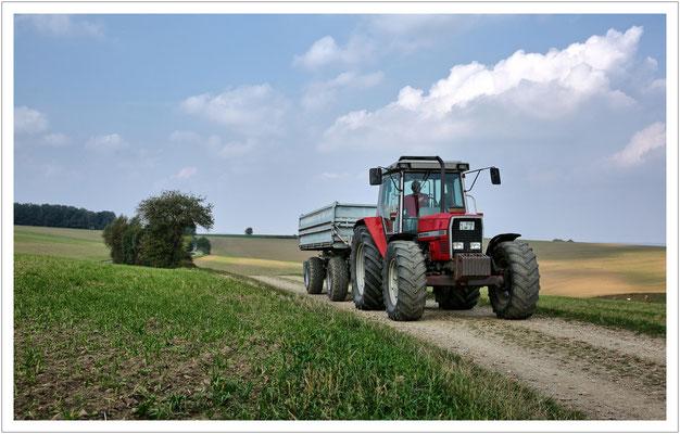 freie Fahrt für die Landwirtschaft