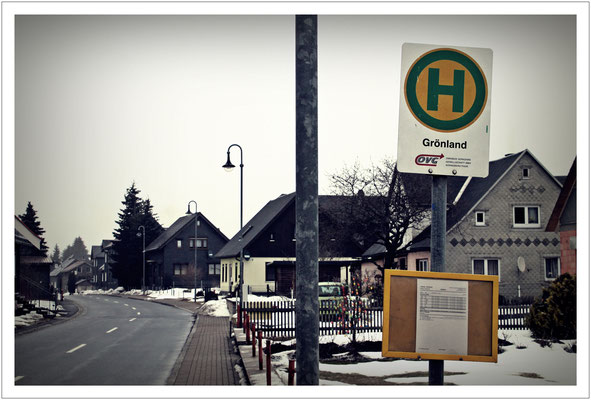 nach Grönland mit dem Linienbus