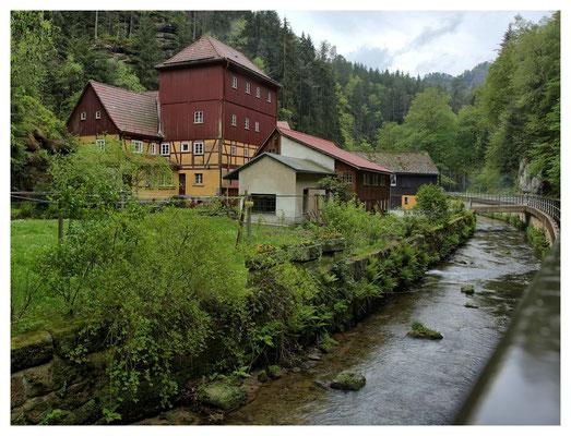 ...Mühlentradition seit mindestens 472 Jahren