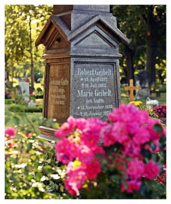 die Stifter des Geibeltbades (Pirna)