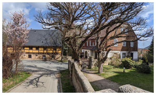 Pfarrhof Eschdorf