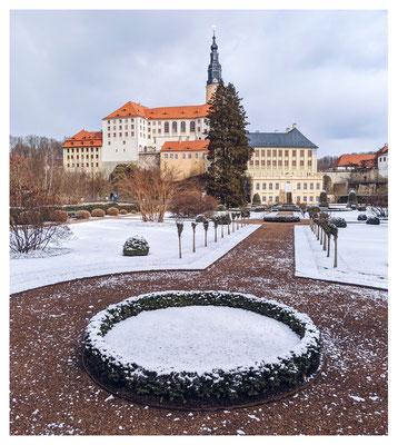 ...und auf Schloss Weesenstein im Müglitztal