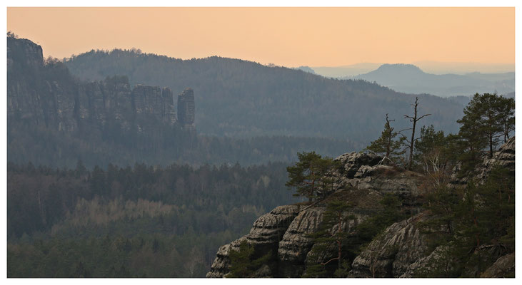 Blick vom Teichstein