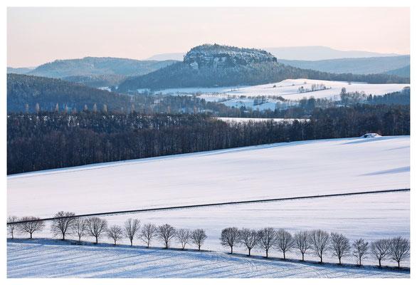 Blick vom Rauenstein zum Pfaffenstein