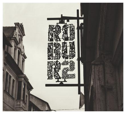 ROBUR2...Wächterhaus in der Inneren Weberstraße