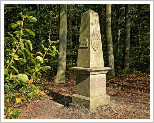 als die Bauern aufstanden - Denkmal für den sächsischen Bauernaufstand von 1790