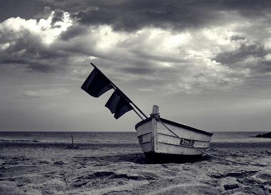 am Ostseestrand (Brasilien)