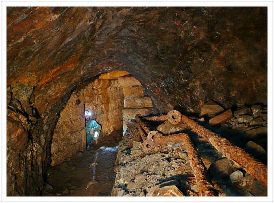 Altbergbau in Berggießhübel