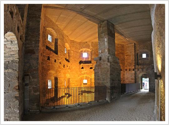 Festungsbastion Sonnenstein